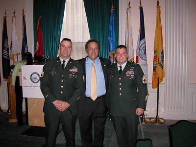 Friends of Vietnam Veterans Memorial Luncheon 2005