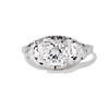 1.00ct Round Brilliant Diamond Filigree Solitaire 0