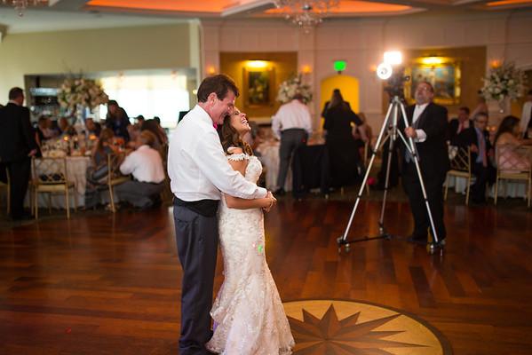 Gina and Craig's Wedding at Clark's Landing Yacht Club