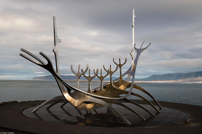 Sun Voyager - Reykjavík