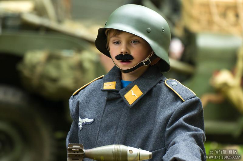 Little German    Photography by Wayne Heim