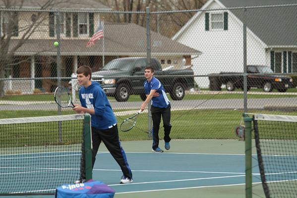 DHS Tennis 05-02-2014