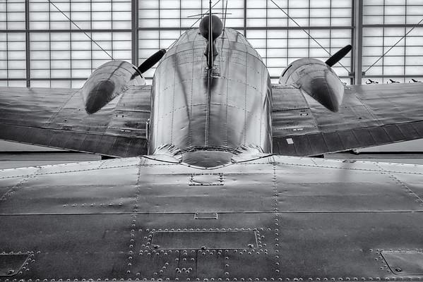 Canadian Warplane Heritage museum, Hamilton, Canada