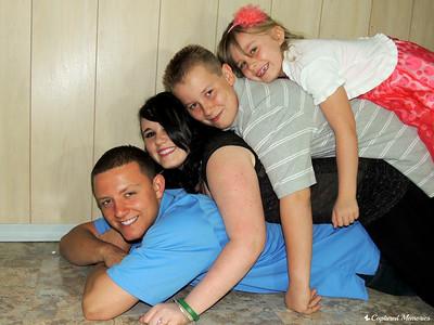 Sarter Family 2013