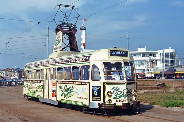 2nd July 1995: Blackpool