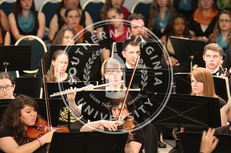 April 17th Orchestra Performance