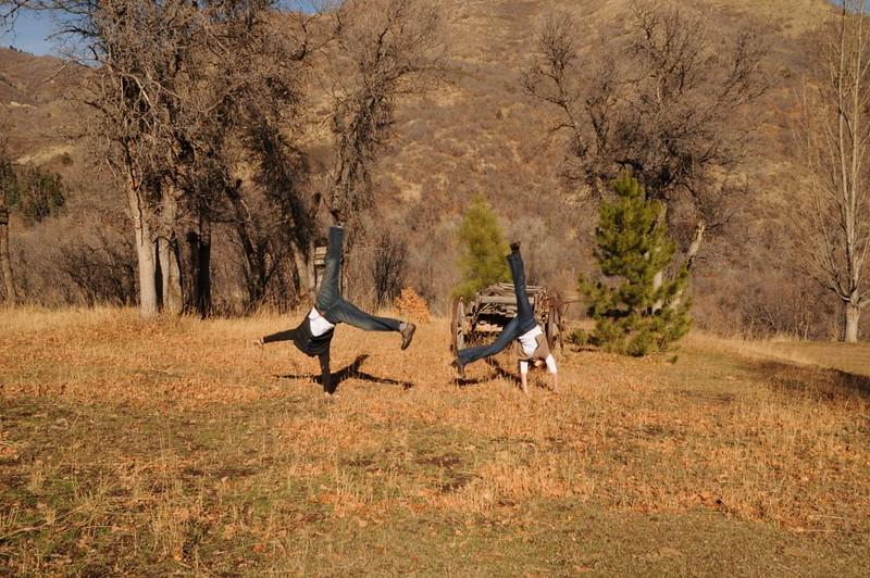 Andres Calderon - Diamond Fork Canyon - Utah