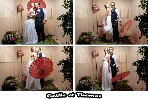 Mariage de Gaëlle et Thomas