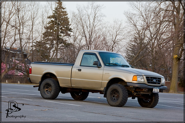 My 2002 Ranger
