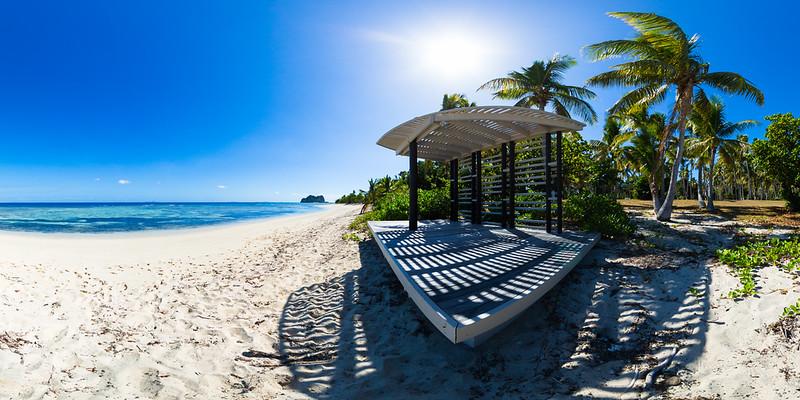 Cabana at Mamanuca Beach