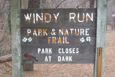Windy Run Park (17 Feb 2007)