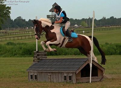 Horse Trial At Carolina Horse Park 07-24-2011