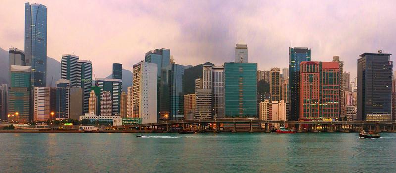 China - Hong Kong - 2014