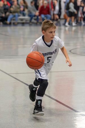2018 - 19 SGS Basketball