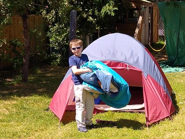 Whitsun camp@home