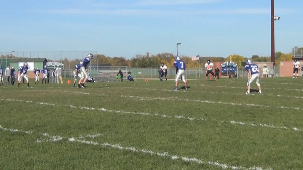 Eagan V Farmington VIDEO  9th grade football