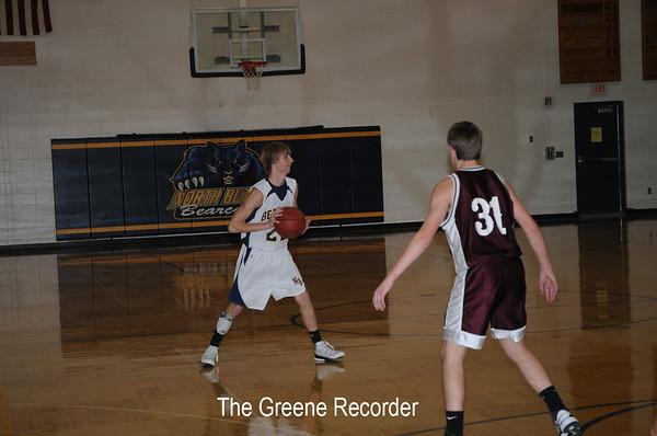 Boys Basketball vs Clarksville