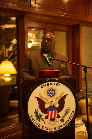 Manila - US Embassy - The Philippines