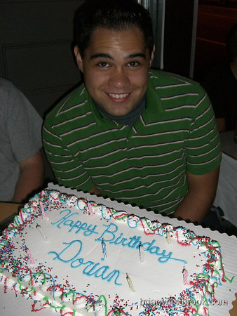 Dorian Orieo's Birthday Party @ Broadway Grill (SEP 2006)