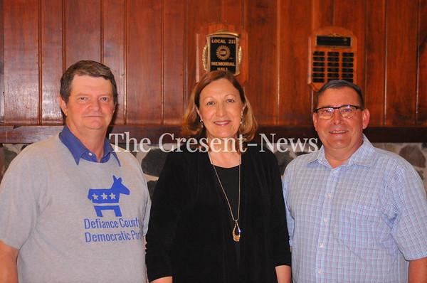 09-16-19 NEWS Jennifer Brunner Democratic mens dinner
