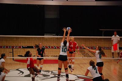 Volleyball vs Coastal Carolina