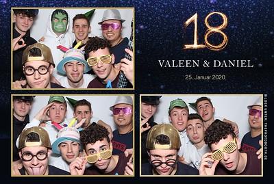 Valeen & Daniel