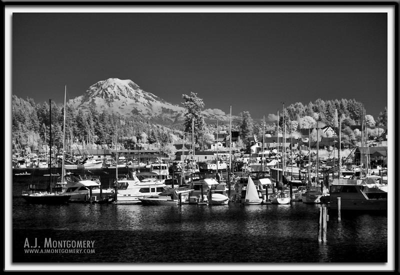 Gig Harbor - Infrared