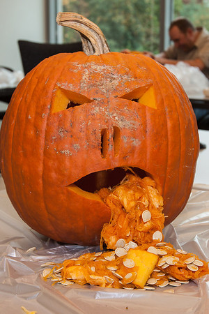 Pumpkin Carvin'