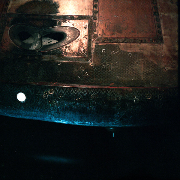 Apollo 11 Capsule Heat Shield