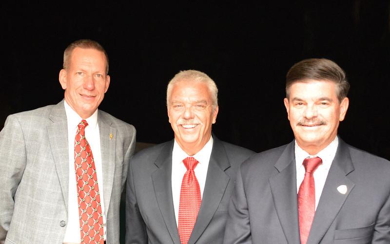 Steve Borden, Gordon C. James & John Rivers