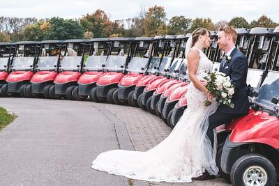 Aubree and Alex - Wedding Day