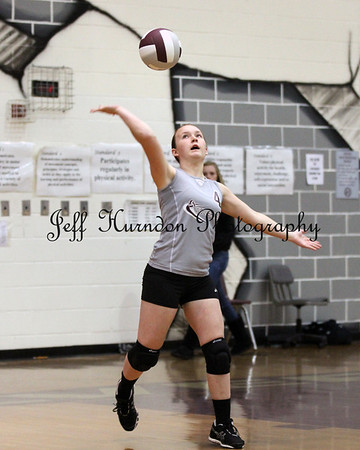 UGMS Volleyball 3-26-13