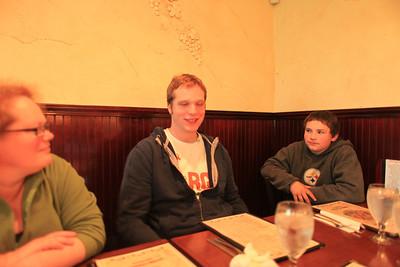 Layton, Luke, and Beanie