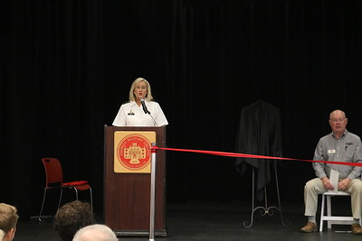 GMC Prep Annex ribbon cutting