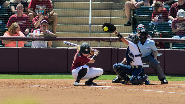 FSU Softball v Pitt April 1 2017
