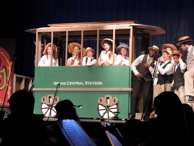 Hello Dolly! - 1st Performance