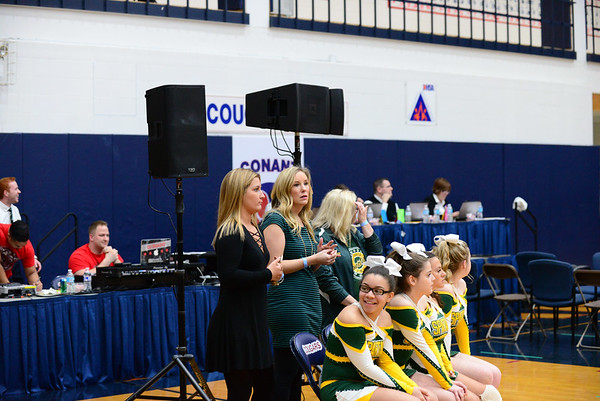 GBN Cheer Sectionals 2017