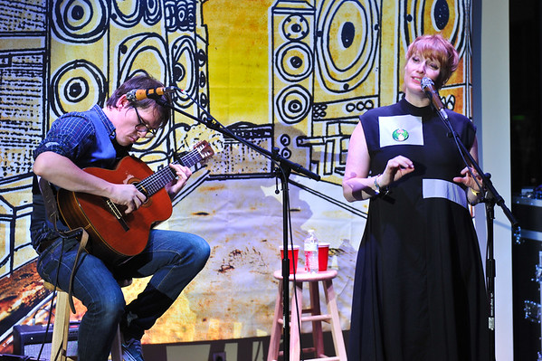Leigh Nash & Lee Coulter at The Break Room 9/27/17
