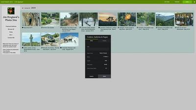 Topic / Year Site Organization