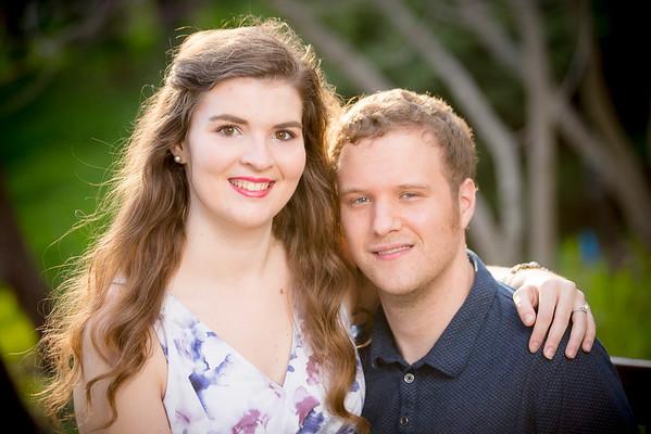 Samantha & Hamed's Engagement