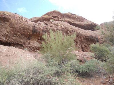 A Revisit to Papago Butte Park