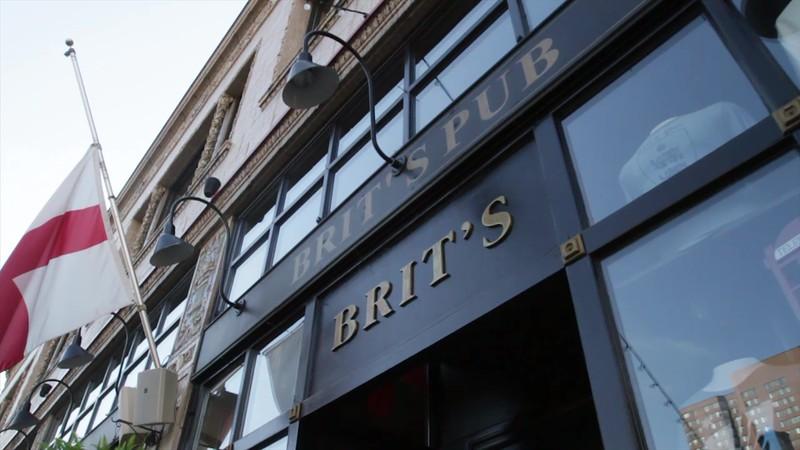 Brit's Pub Vault