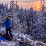 Chilly Opening of the Ice Climbing Season 2016