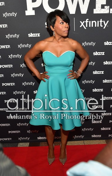 6.4.15 POWER Season 2 premiere episode and Q&A with Omari Hardwick