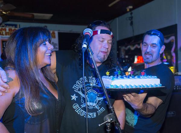 Keith's 51st Birthday bash