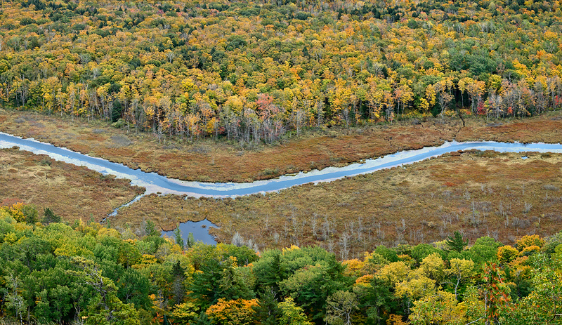 Big Carp River (Porcupine Mountains State Park - Upper Michigan)