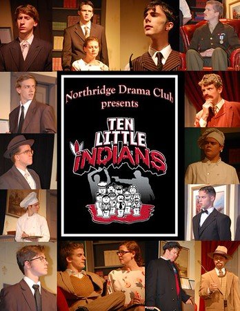 10 Little Indians - Fall Play