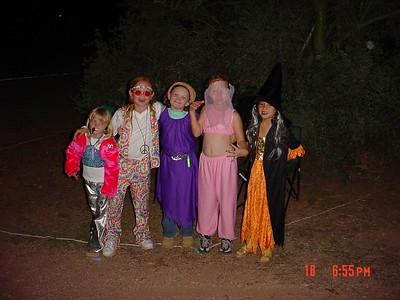 Roosevelt Lake/Grapevine - Oct 17-19,2003