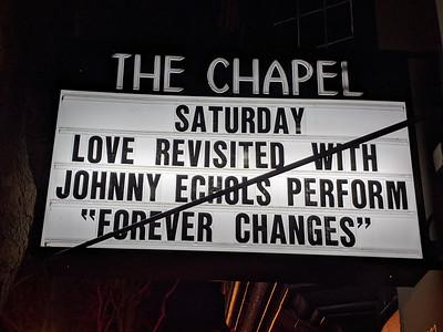 The Chapel SF - 2020