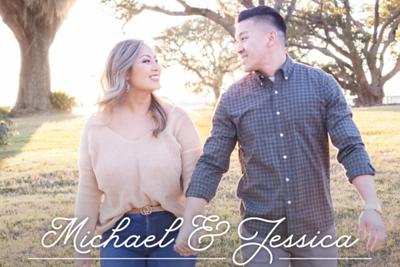 Michael & Jessica (prints)